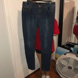 Denim Jeans Extra Tall